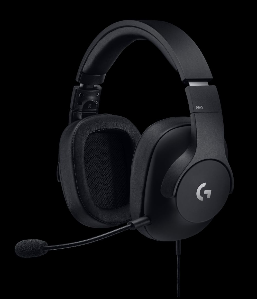 G Pro Gaming Headset FRONT3QT