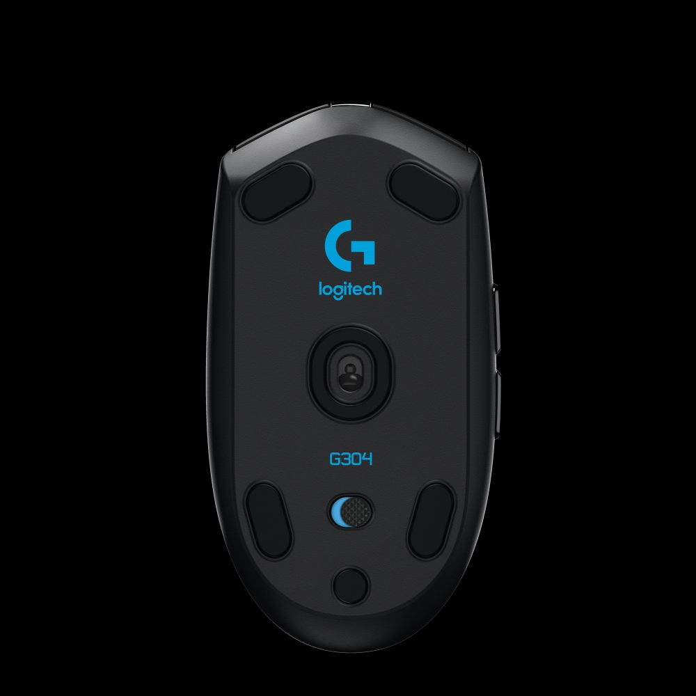 High Resolution G305 Black BTM