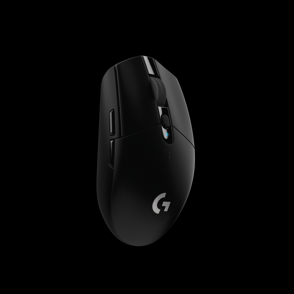 High Resolution G305 Black BTY