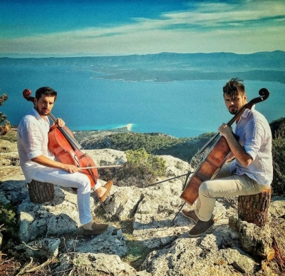 "2CELLOS - novi spot - ""Chariots of Fire"""