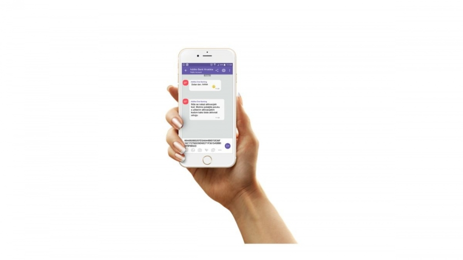 Addiko Bank i Viber predstavili su 'Addiko Chat Banking'