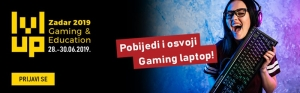 """Lvl-UP gaming & educating"" event"